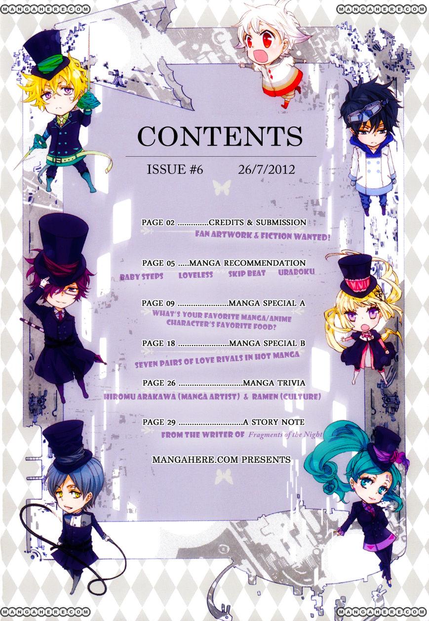 MangaHere Magazine 6 Page 2