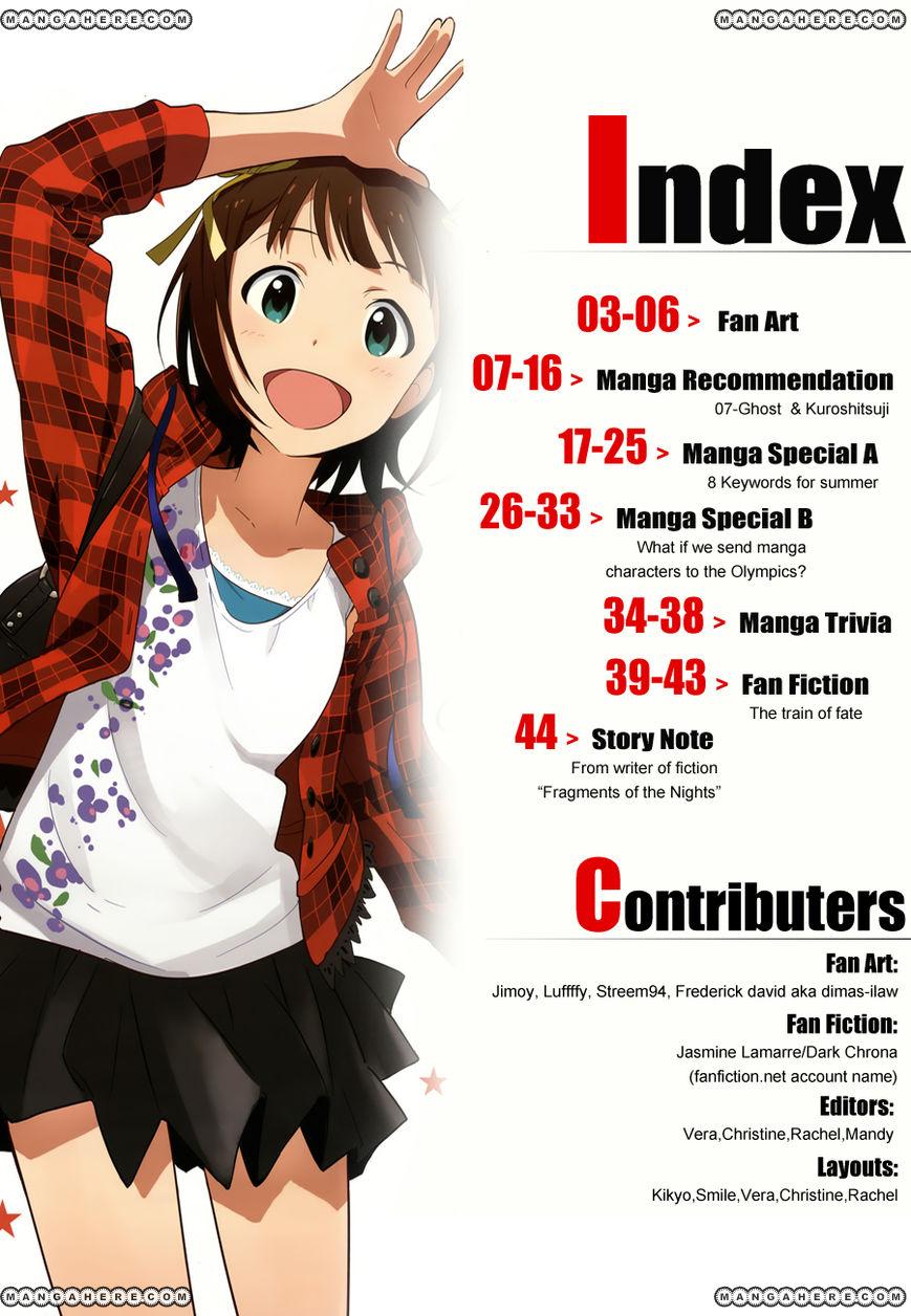 MangaHere Magazine 7 Page 2