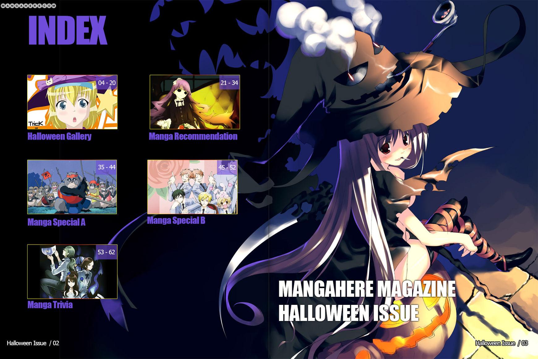 MangaHere Magazine 9 Page 2