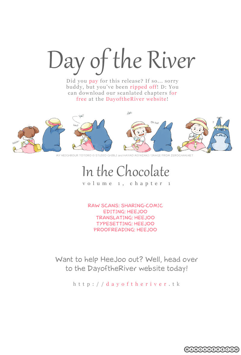 In the Chocolate 1 Page 1