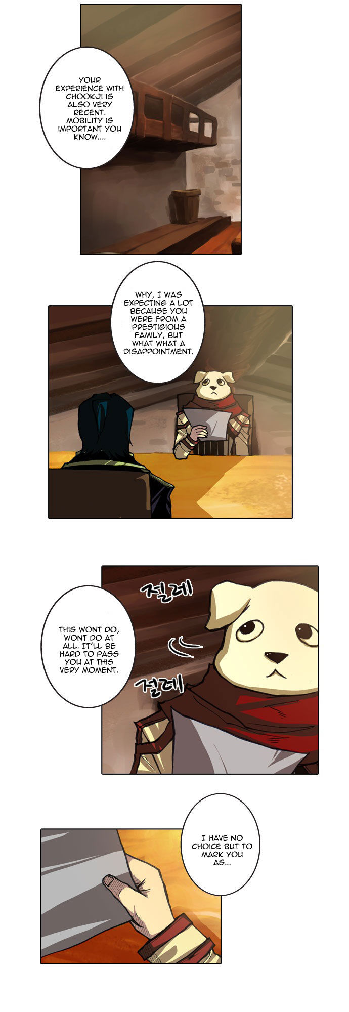 Son Yeon Jeon (Limit) 25 Page 4