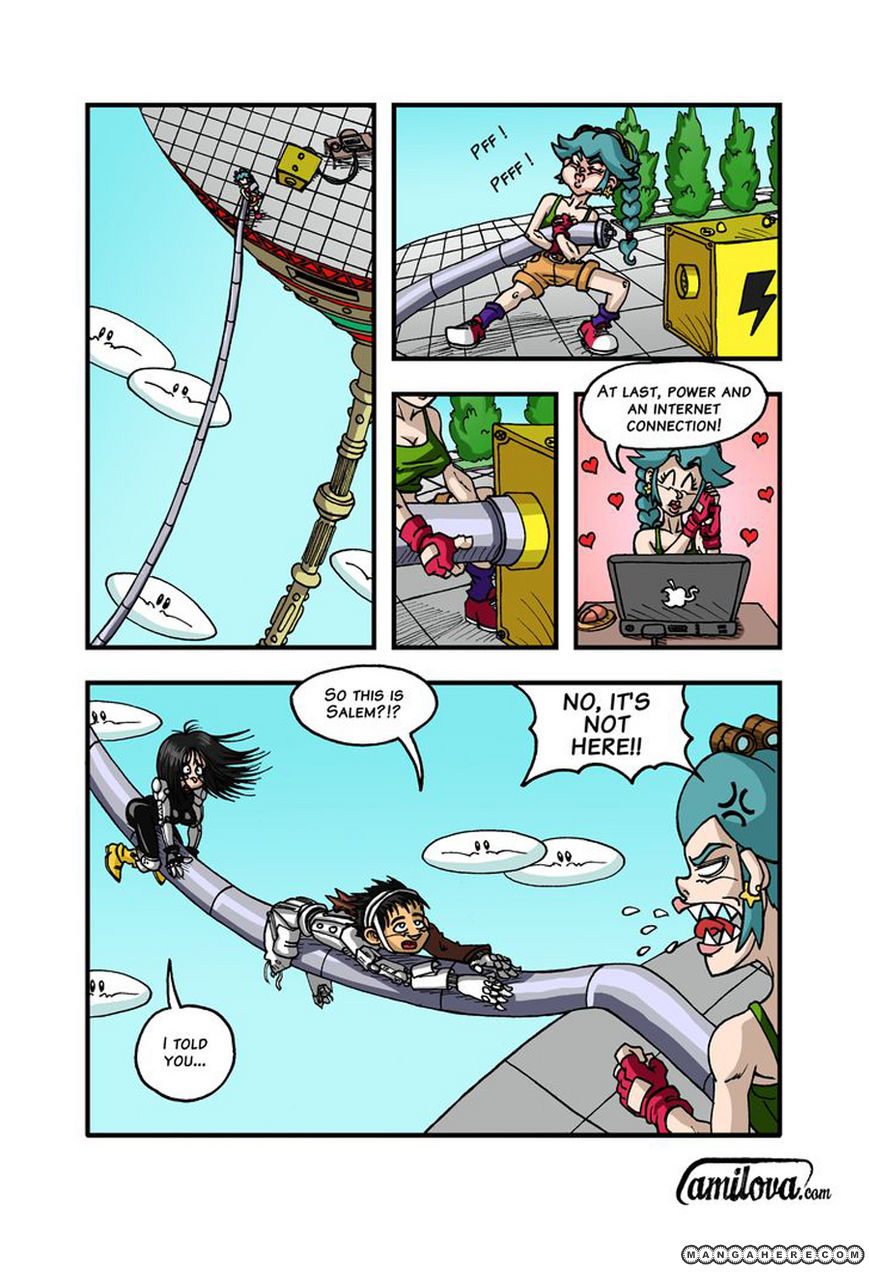 Super Dragon Bros Z 2 Page 18