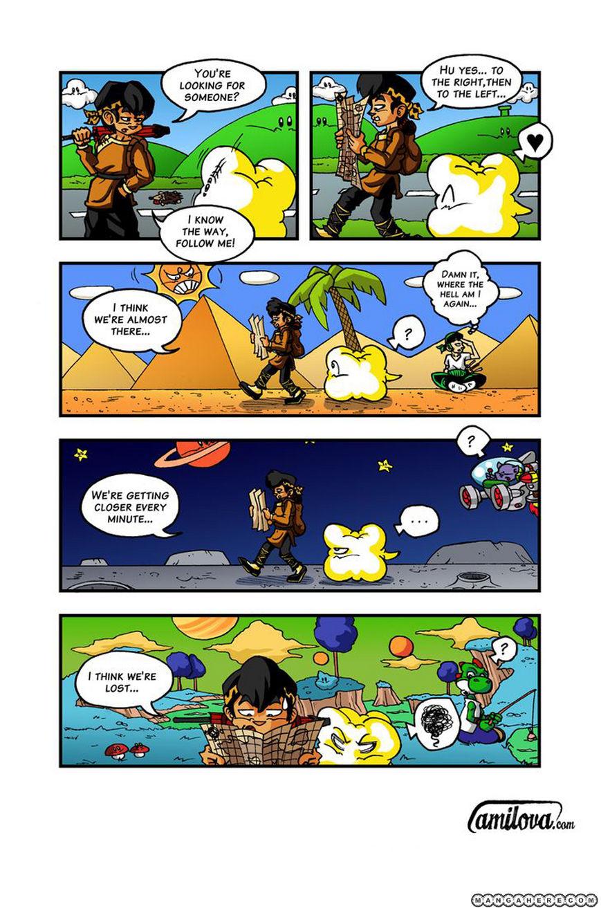 Super Dragon Bros Z 2 Page 19
