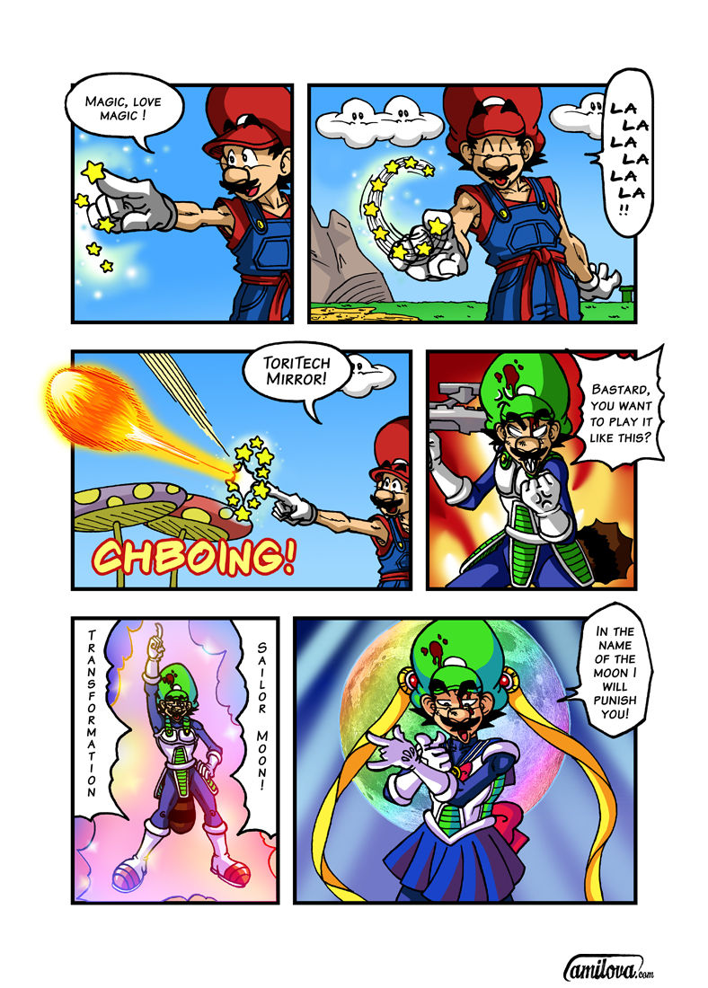 Super Dragon Bros Z 7 Page 2