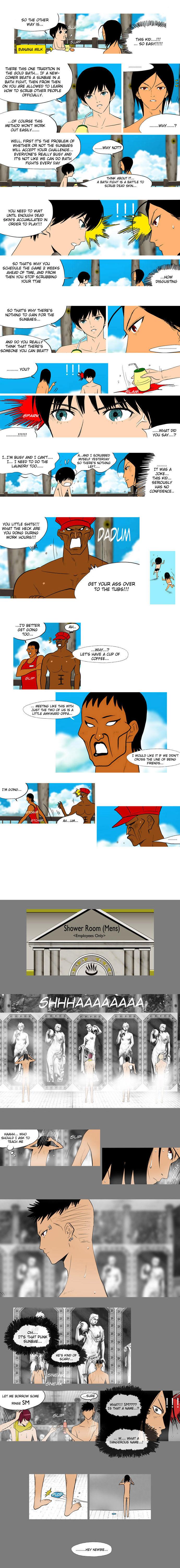 God of Bath 6 Page 3