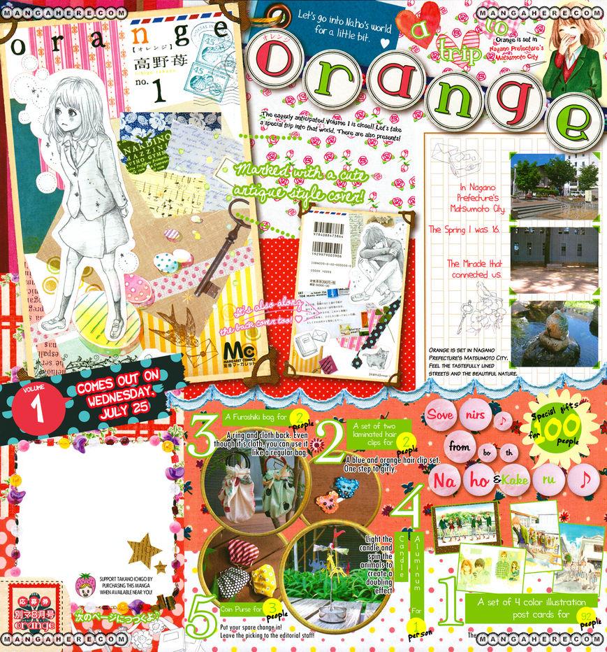 Orange (TAKANO Ichigo) 5 Page 2