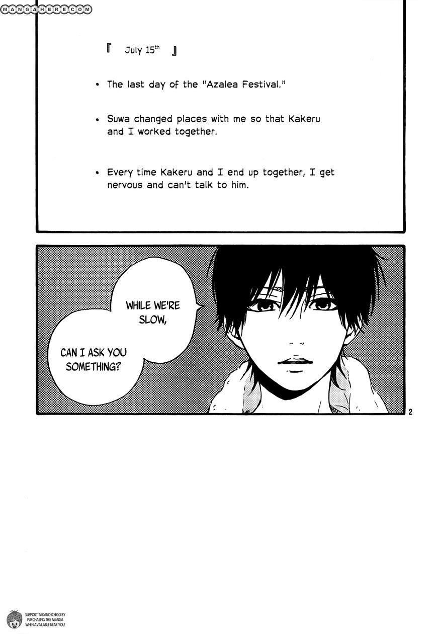 Orange (TAKANO Ichigo) 7 Page 2