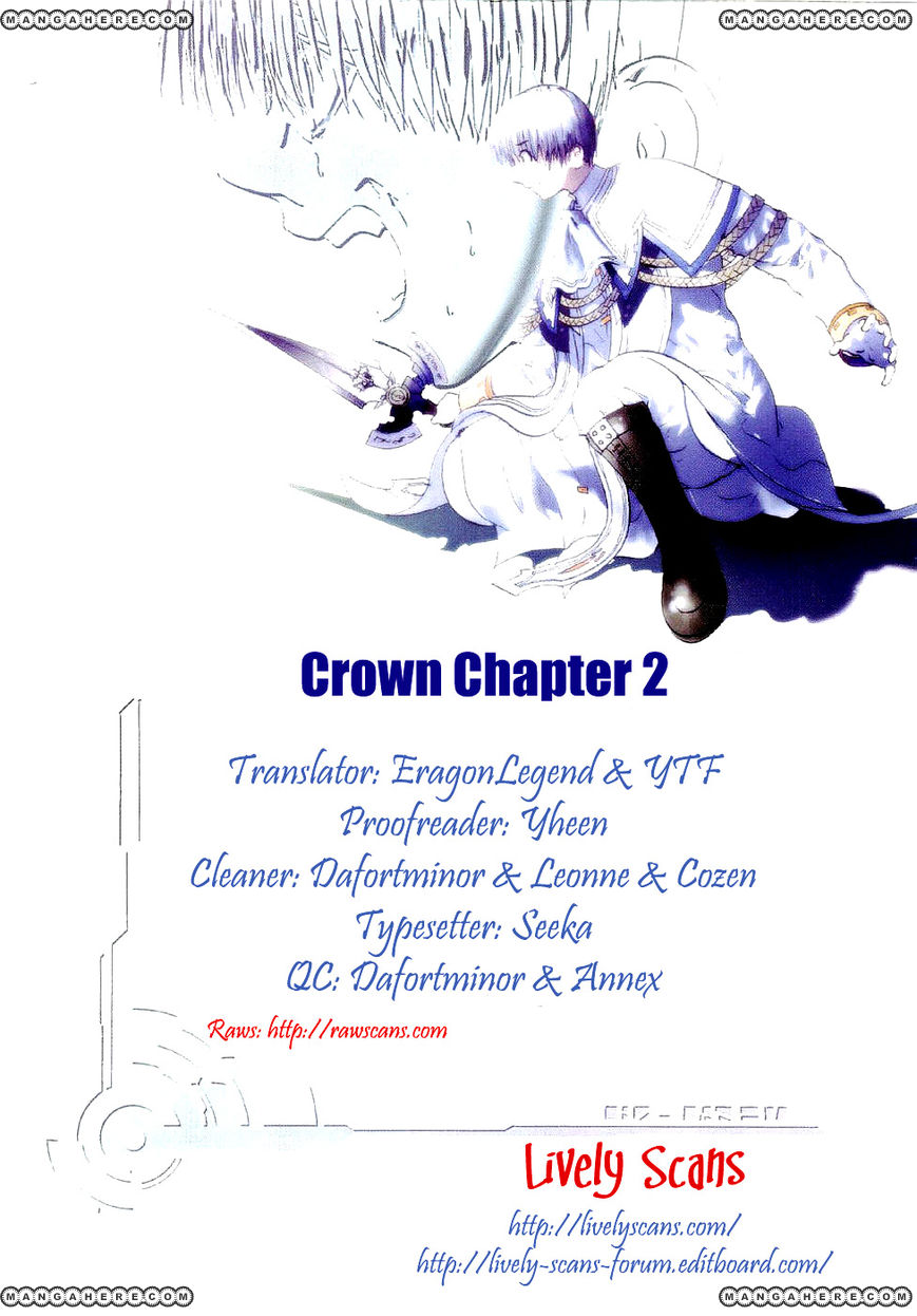 Crown (NAKANISHI Tatsurou) 2 Page 1