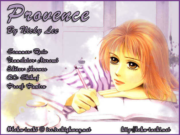 Provence 5 Page 1