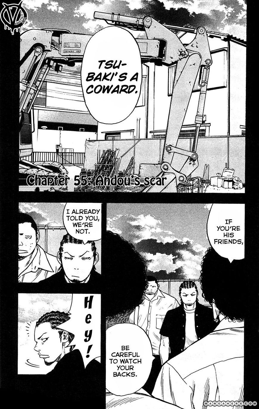 Clover (TETSUHIRO Hirakawa) 55 Page 2