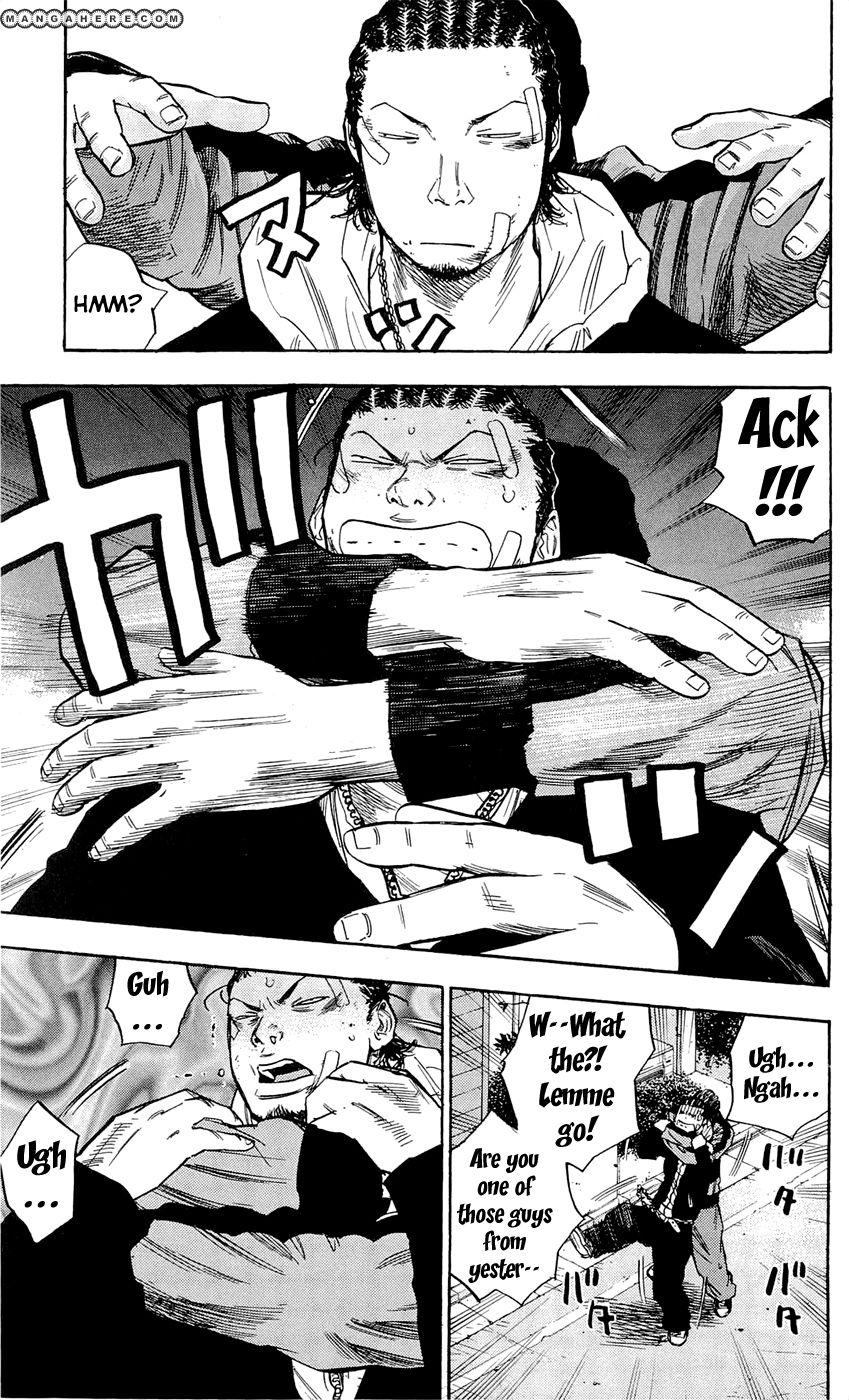 Clover (TETSUHIRO Hirakawa) 85 Page 4