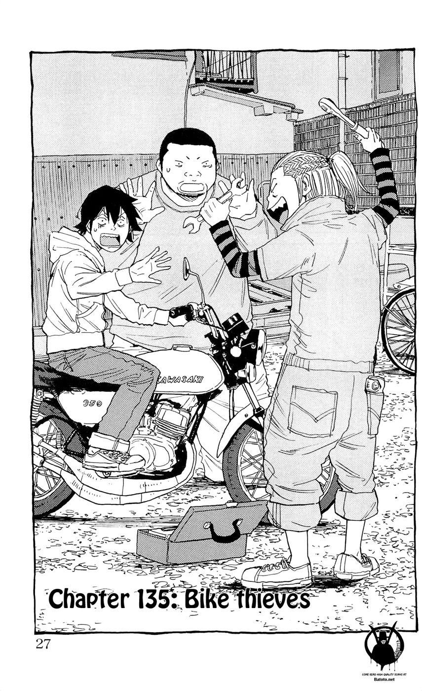 Clover (TETSUHIRO Hirakawa) 135 Page 2