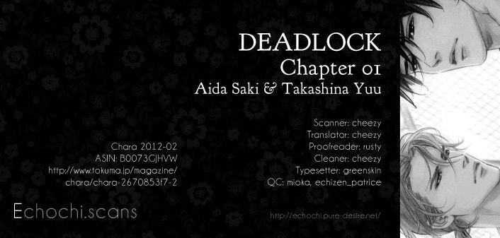 Deadlock 1 Page 1