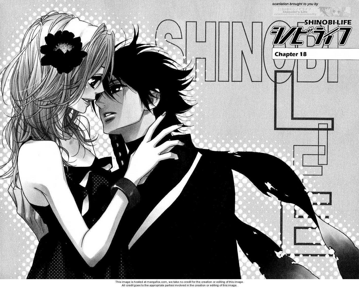 Shinobi Life 18 Page 2