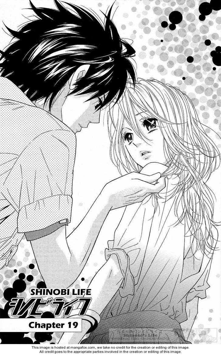 Shinobi Life 19 Page 1