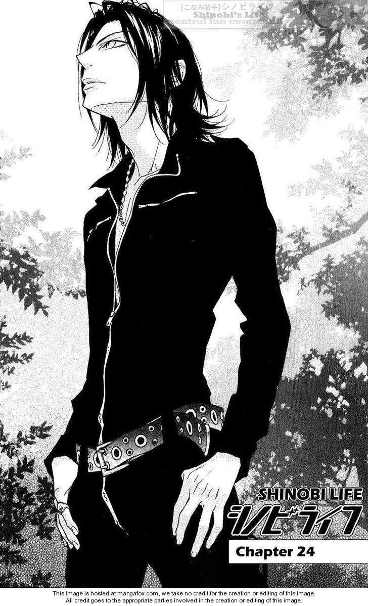 Shinobi Life 24 Page 1