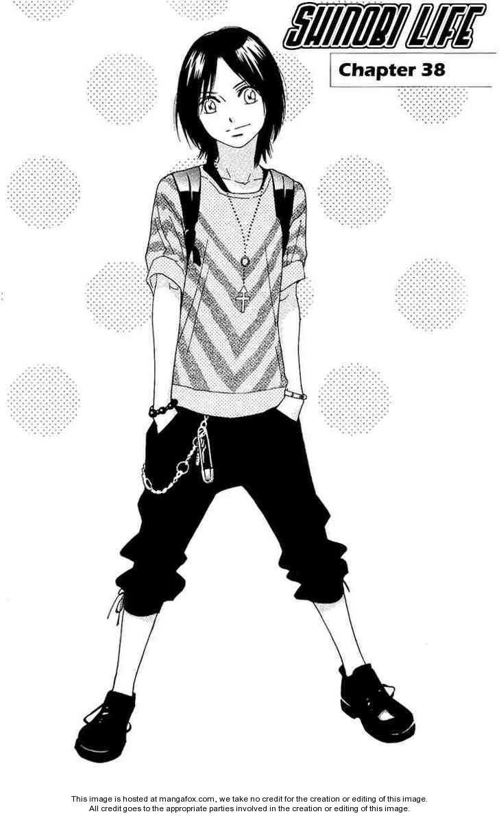 Shinobi Life 38 Page 1