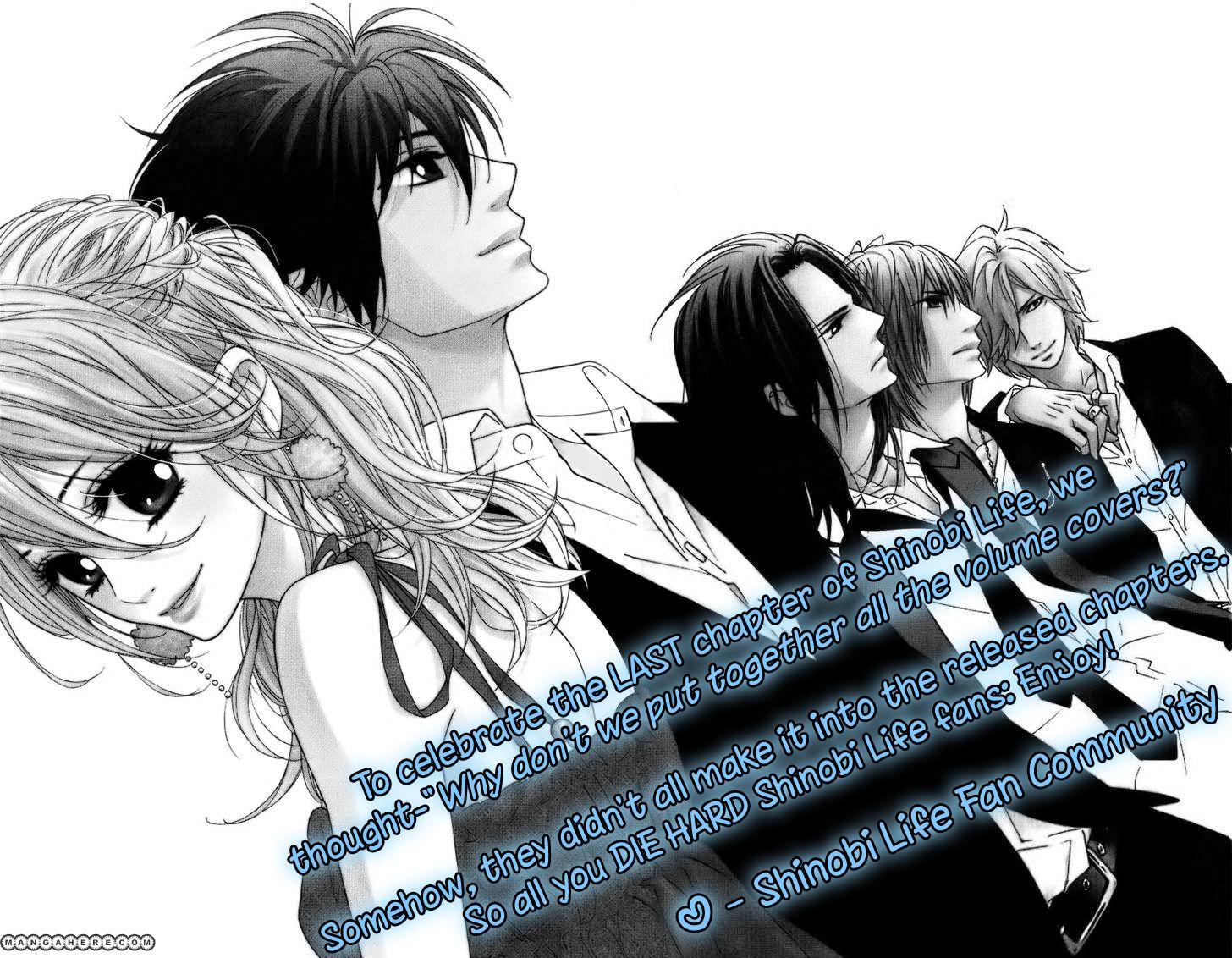 Shinobi Life 64 Page 1