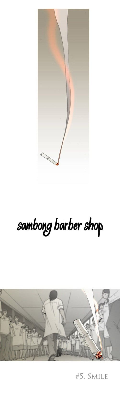 Sambong Barber Shop 5 Page 3