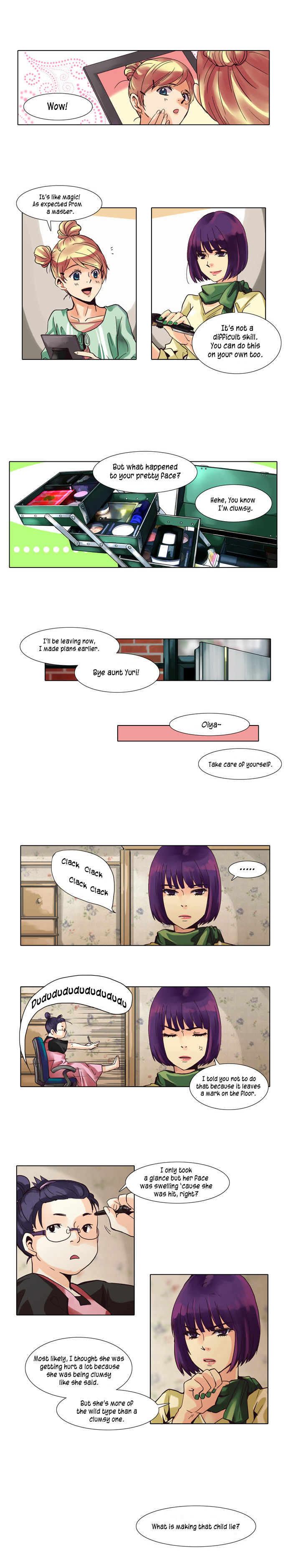Dear, Only You Don't Know! 5 Page 1