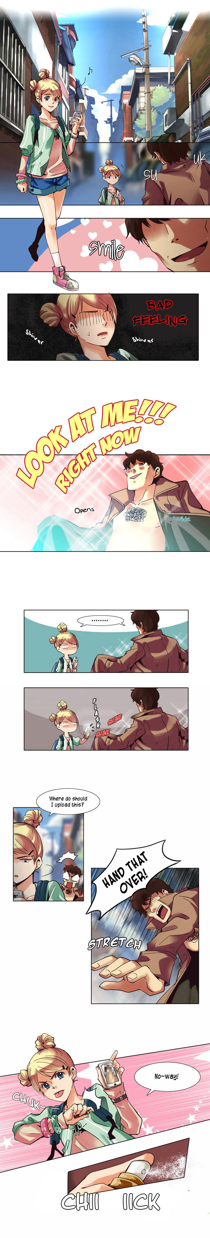 Dear, Only You Don't Know! 5 Page 2