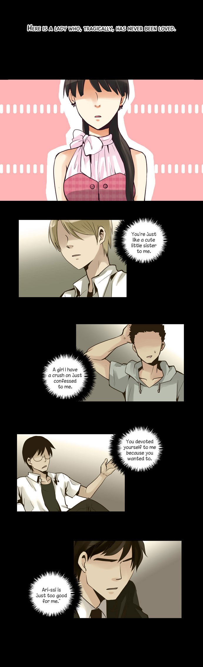 Dear, Only You Don't Know! 23 Page 2
