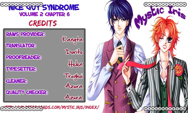 Nice Guy Syndrome 6 Page 1
