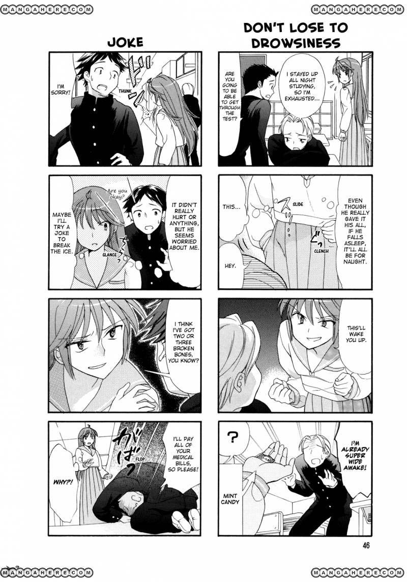 Waratte! Sotomura-san 8 Page 2