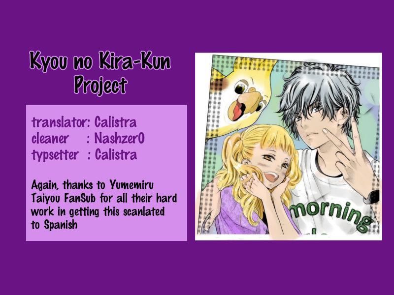 Kyou no Kira-kun 11 Page 1