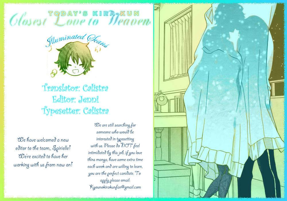 Kyou no Kira-kun 15 Page 1