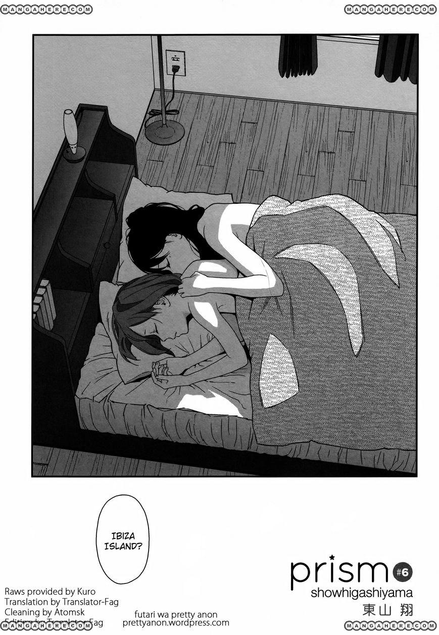 Prism (HIGASHIYAMA Shou) 6 Page 2