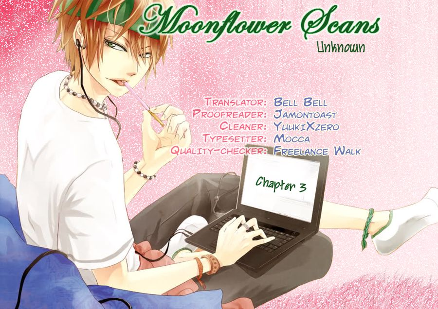 Unknown (YOSHIMURA Tsumuzi) 3 Page 1