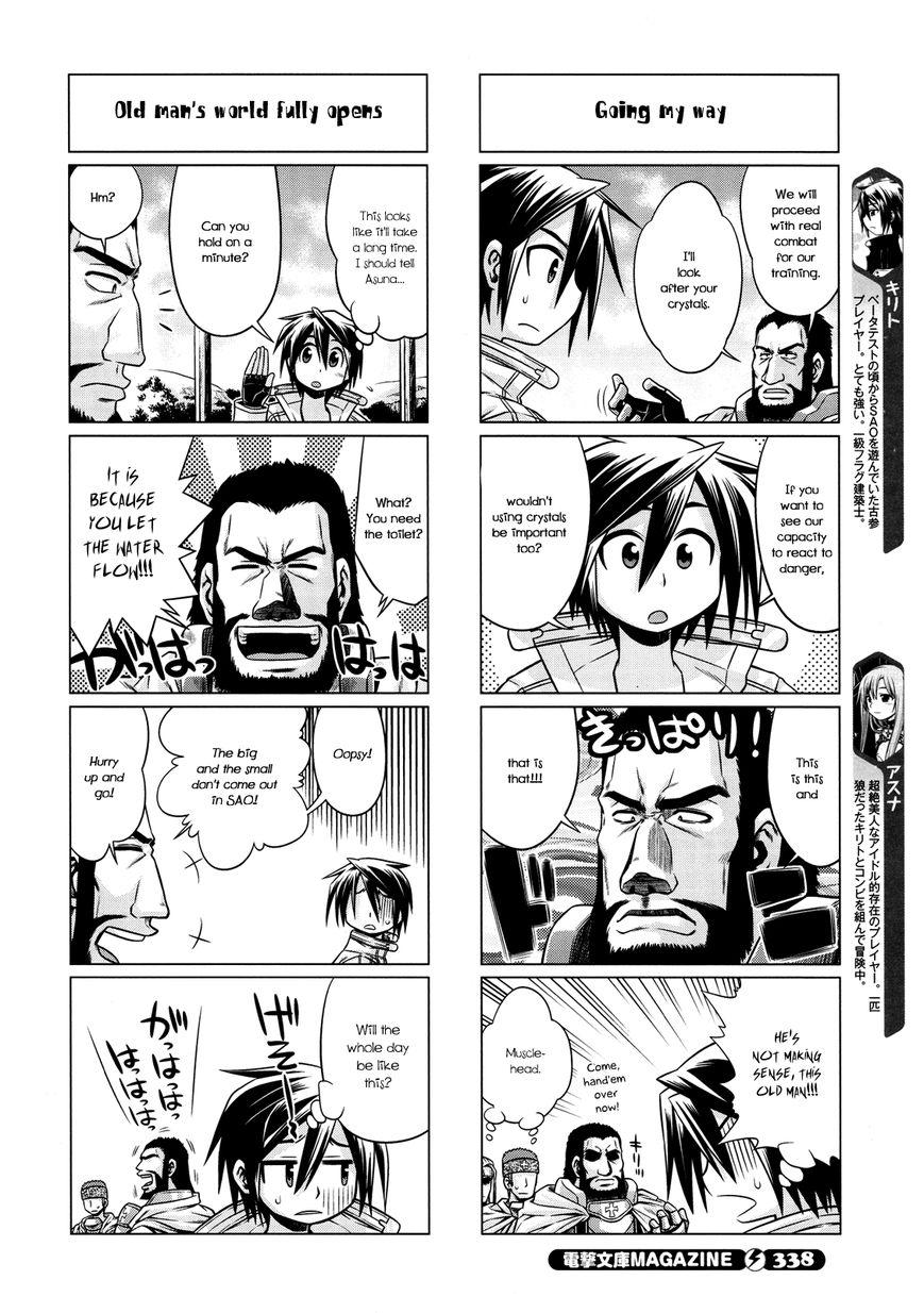 Sword Art Online 4-koma 10 Page 2