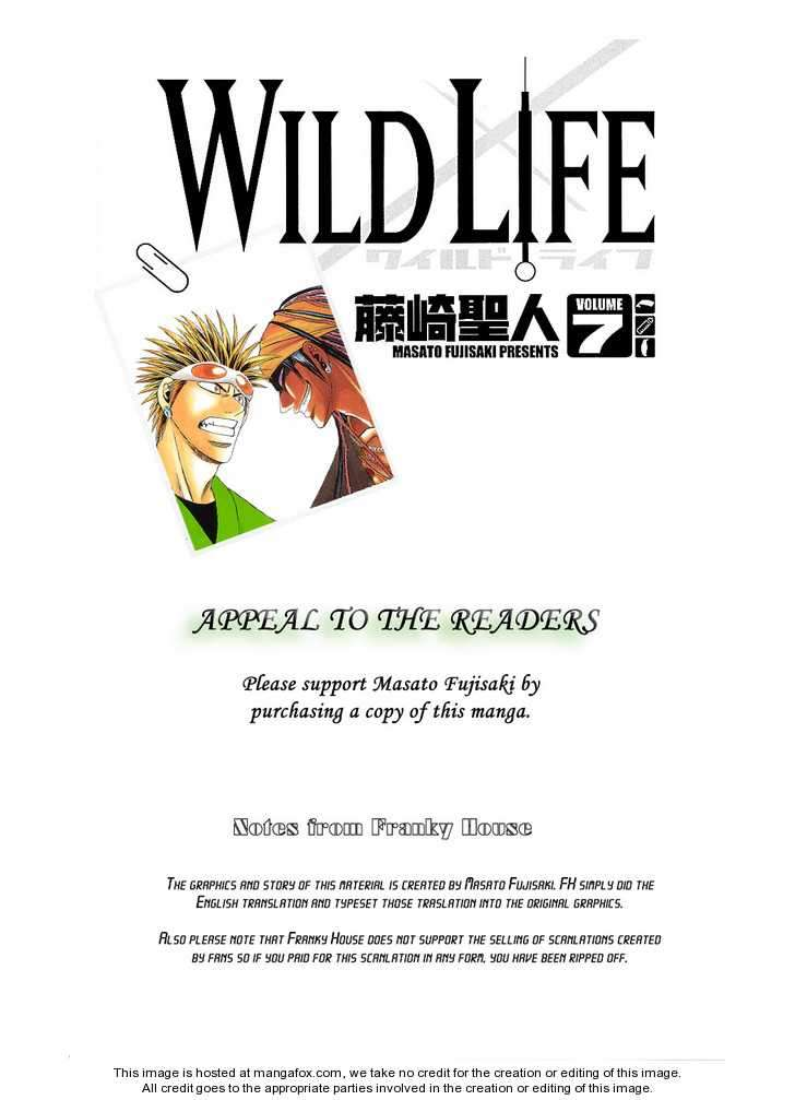 Wild Life 58 Page 2