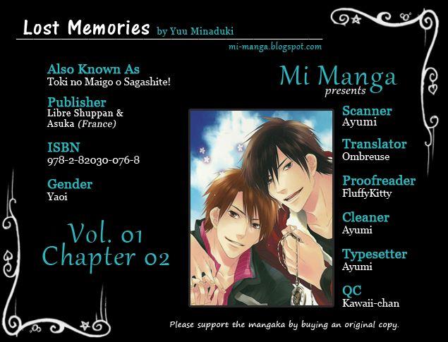 Toki no Maigo o Sagashite! 2 Page 2