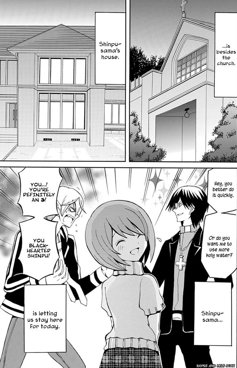 Ore ga Akuma de, Aitsu ga Yome de. 3 Page 5