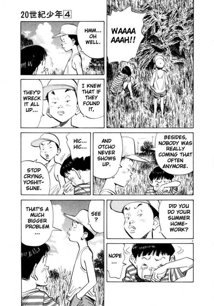 20th Century Boys 4 Page 4