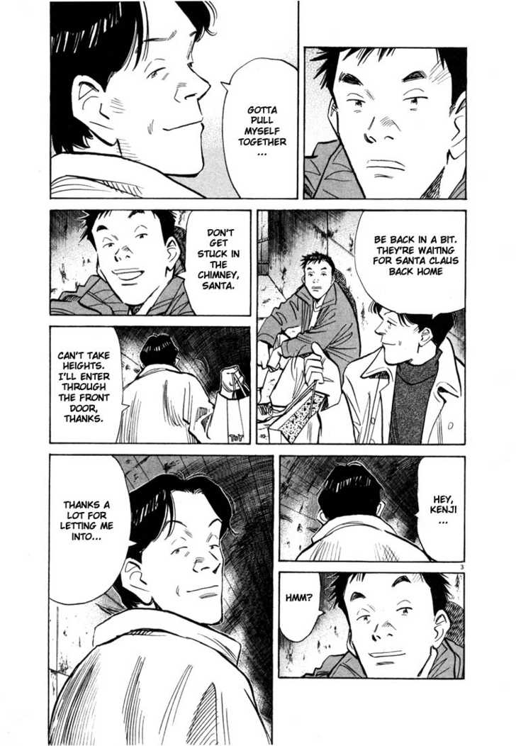 20th Century Boys 10 Page 3