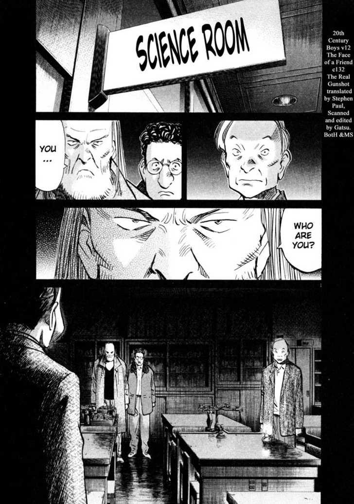 20th Century Boys 11 Page 1