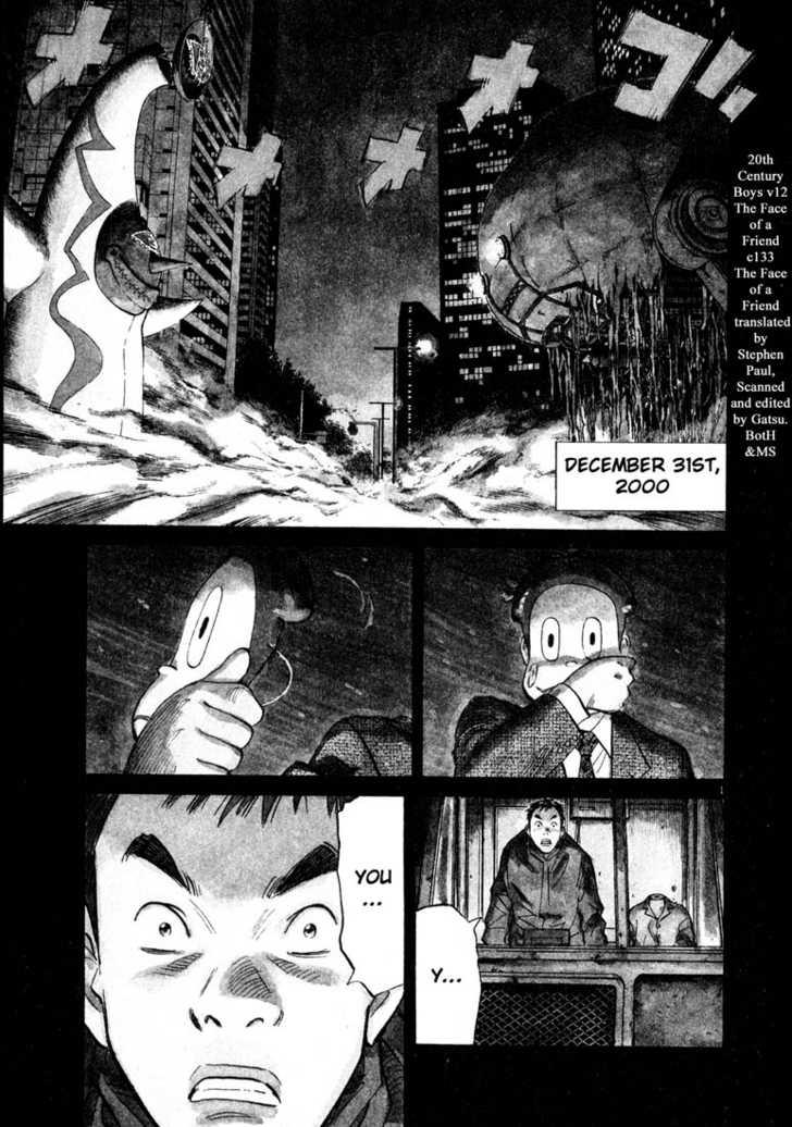 20th Century Boys 12 Page 2