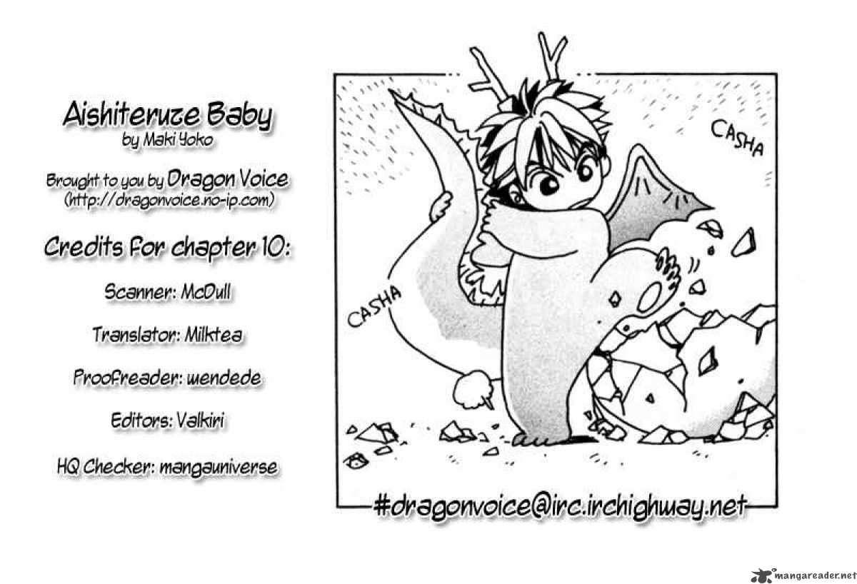 Aishiteruze Baby 10 Page 1