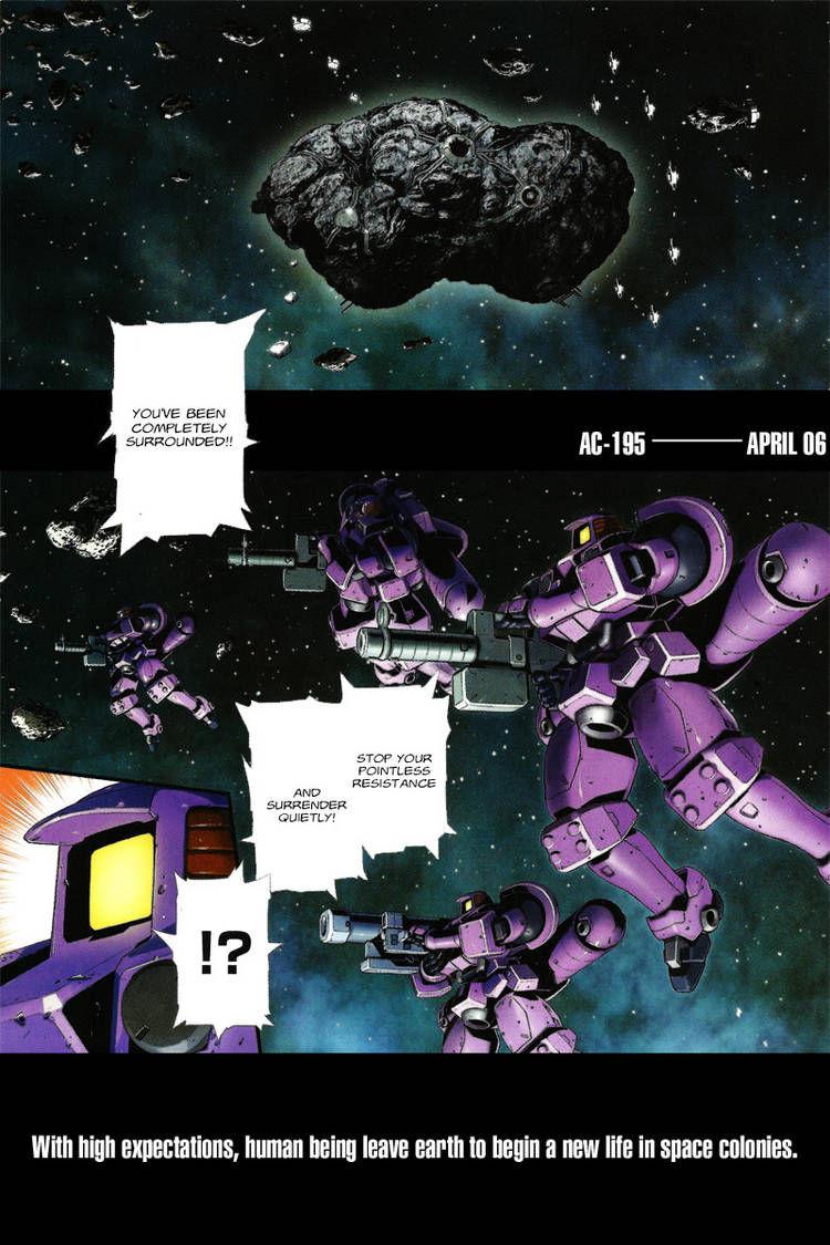 Shin Kidou Senki Gundam W: Endless Waltz - Haishatachi no Eikou 1 Page 3