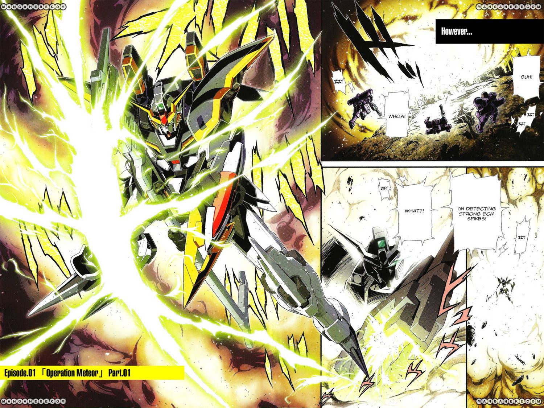 Shin Kidou Senki Gundam W: Endless Waltz - Haishatachi no Eikou 1 Page 4