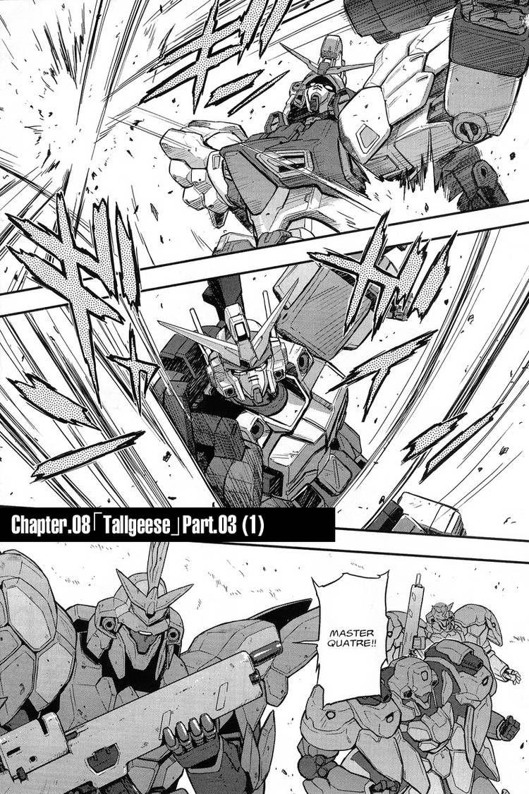 Shin Kidou Senki Gundam W: Endless Waltz - Haishatachi no Eikou 8 Page 1