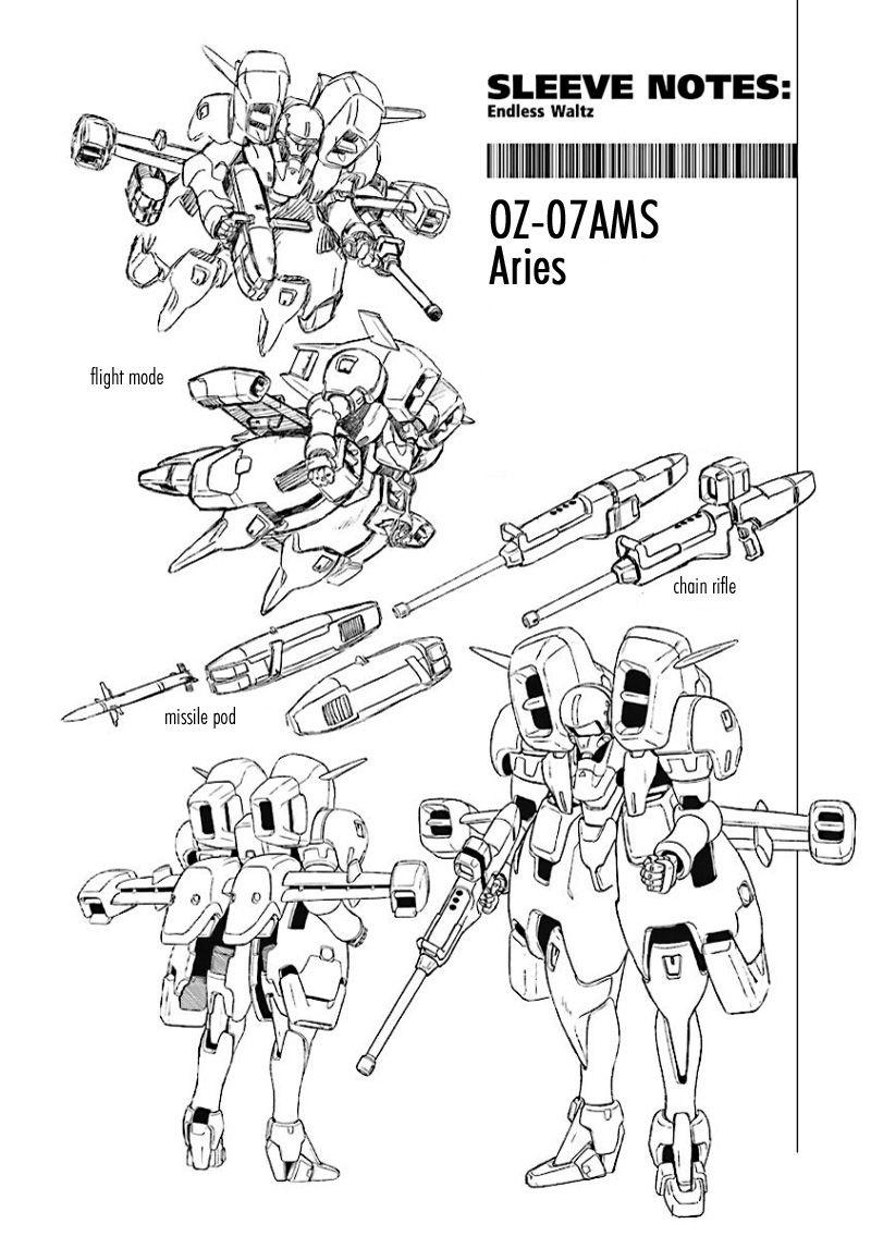 Shin Kidou Senki Gundam W: Endless Waltz - Haishatachi no Eikou 28 Page 2