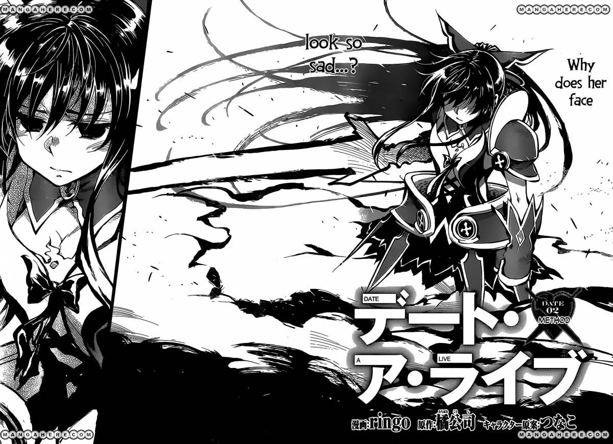 Date a Live 2 Page 3