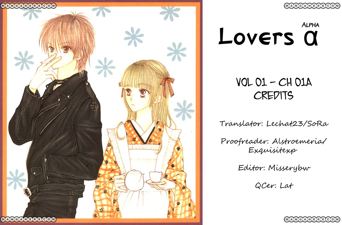 Lovers Alpha 1.1 Page 1