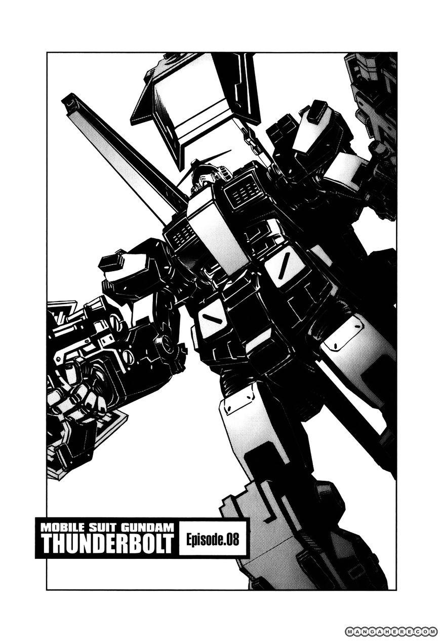 Kidou Senshi Gundam Thunderbolt 8 Page 1