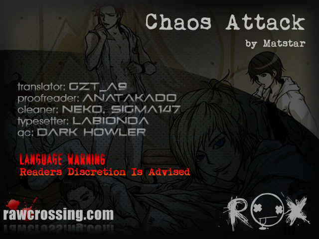 Chaos Attack 1 Page 1