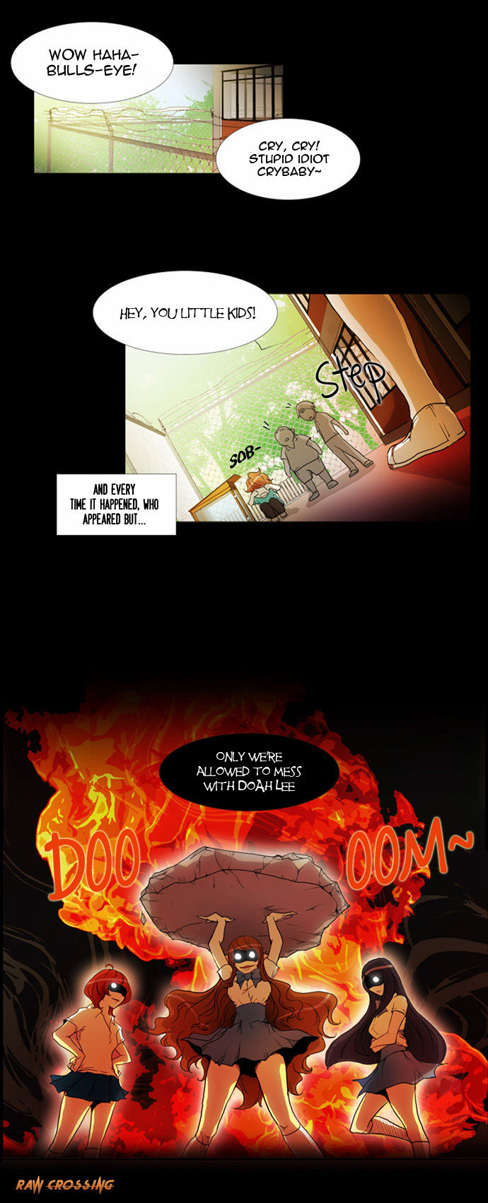 Chaos Attack 7 Page 3